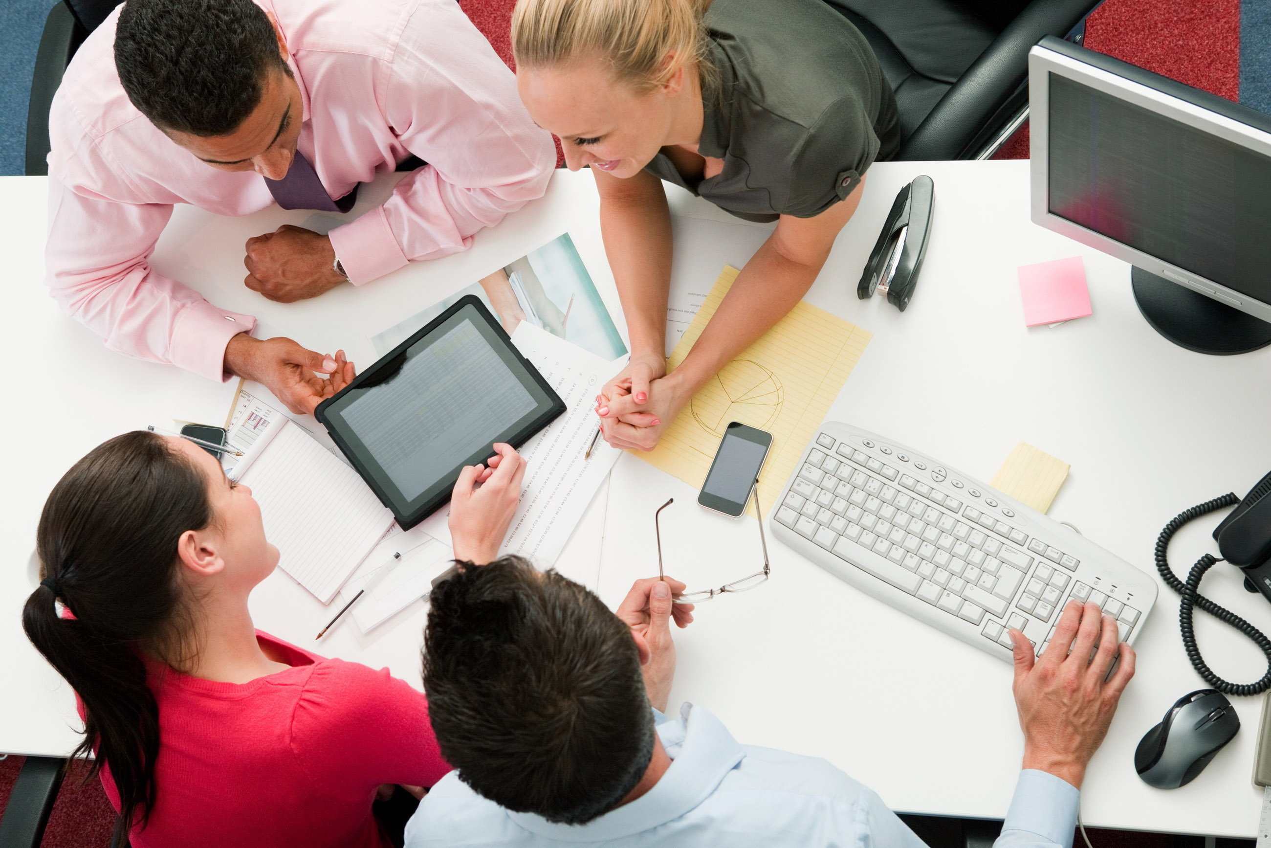 Team Collaboration Is Key for Success